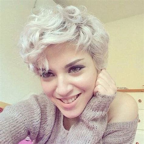 pixie cut for wavy thick hair 50 best curly pixie cut ideas that flatter your face shape