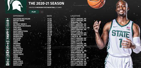 mens basketball schedule    season announced