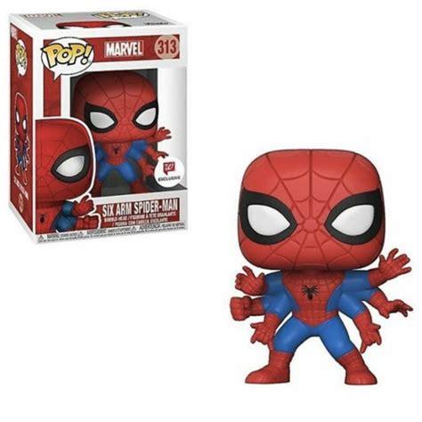 pop film and pop animation memory alpha the star trek wiki walgreens exclusive 6 arm spider man pop vinyl figure