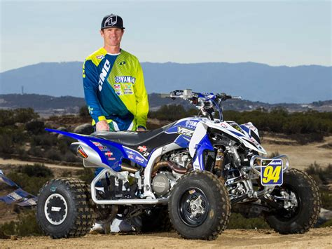 atv motocross racing yamaha atv racing takes 2014 ama mx gncc and quadx series
