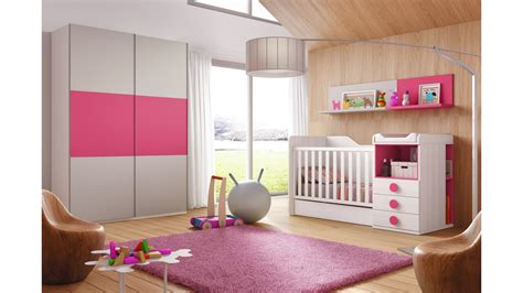 chambre bebe evolutive chambre 233 volutive b 233 b 233 coloris fuchsia glicerio