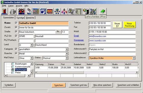 Rechnung Zuordnen Englisch Abrechnung Software Verwaltung Unternehmen Und