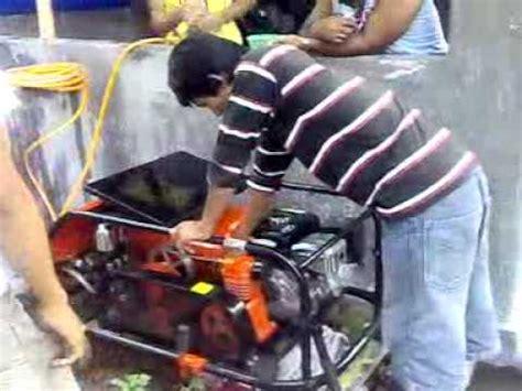 Mesin Pompa Air memperbaiki mesin pompa air