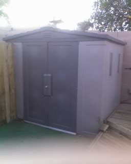 Black And Decker Storage Shed by Black Decker Apex Resin Shed 8 X 6