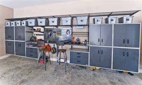 Garage Cabinets Layout Brilliant Garage Storage Cabinets Design In Contemporary