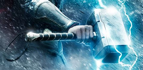 thor s thor 2 the new mjolnir
