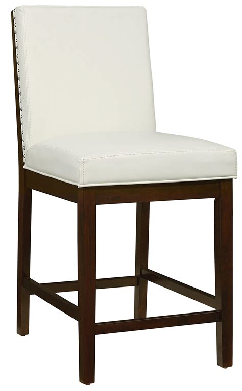 Standard Height Chair by Standard Furniture Couture Elegance Upholstered Counter