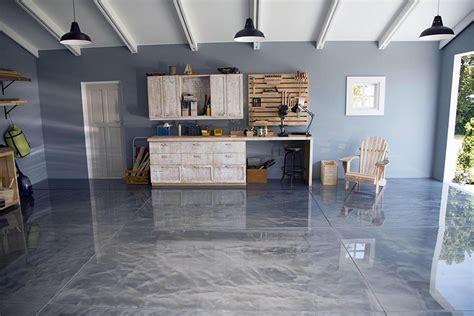 garage floor paint project paint  home depot