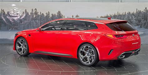 Kia Wagon Geneva 2015 Kia Optima Sportspace Revealed Ahead Of Show