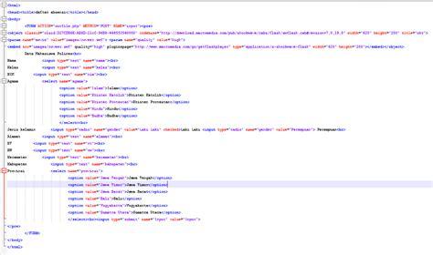 membuat web sederhana menggunakan php membuat daftar sederhana menggunakan php share