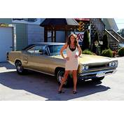 1969 Dodge Coronet RT 440 Automatic Trans Power Steering