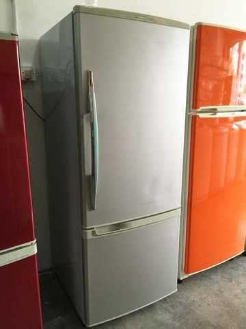 Kulkas 2 Pintu Freezer Bawah panasonic fridge bottom freezer bawah refrigerator 2 pintu door peti second for sale from