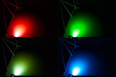 boat underwater lights red led underwater boat lights and dock lights triple array