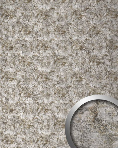 wandverkleidung metall wallface 17275 deco vintage wandpaneel metall rost optik