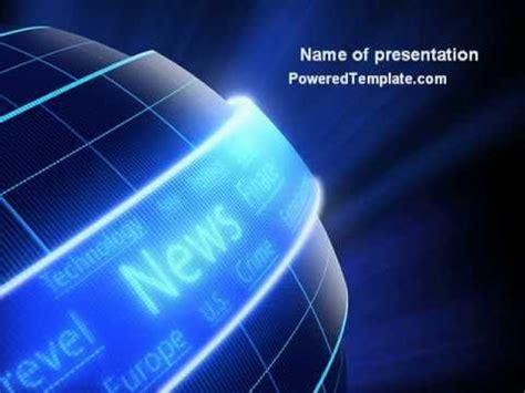 News Powerpoint Template Onmyoudou Info News Powerpoint Template