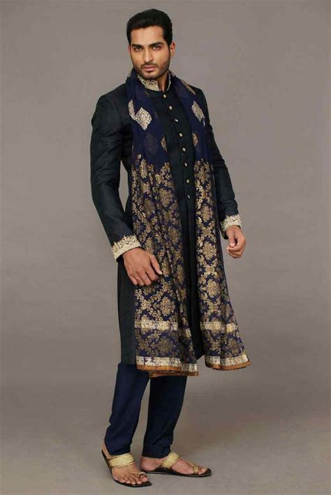 groom wedding sherwani designs  mehndi  fashioneven