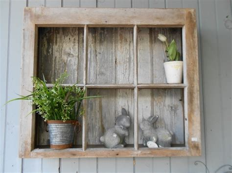 window box picture frames wooden window shadow box made from distressed wood