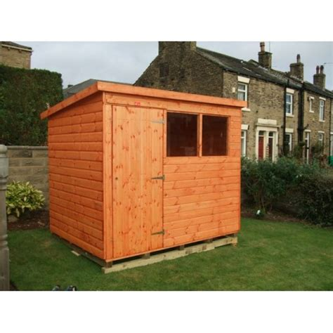 Garden Shed Review by Rustic Range Pent Garden Shed