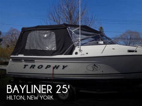 trophy boats for sale ny bayliner trophy 2352lx boats for sale in hilton new york