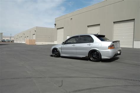 stanced mitsubishi lancer official quot stanced quot evo thread evolutionm mitsubishi