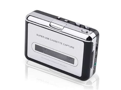 convertire cassette audio in mp3 2 in 1 audio cassette to mp3 converter save 37 geeky