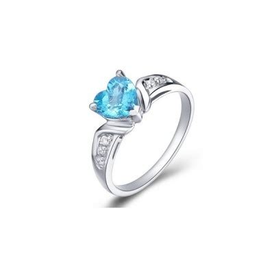 blue topaz engagement rings meaning engagement rings for