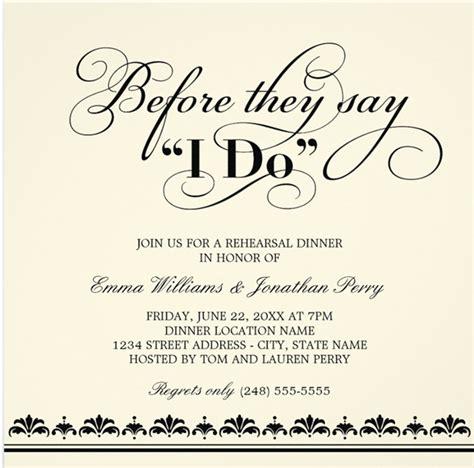 wedding etiquette rehearsal dinner invitations wording rehearsal dinner etiquette faq everafterguide