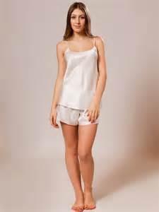 Summer Weight Duvets Summer Silk Pajamas Sw33blk