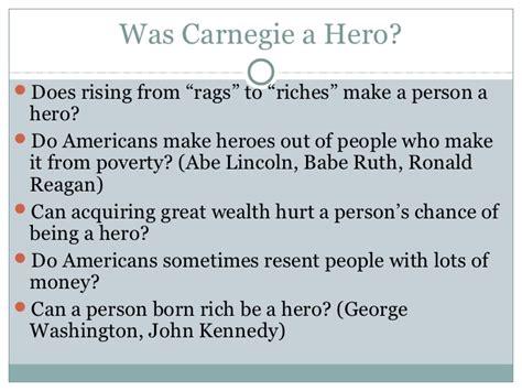 Andrew Carnegie Dbq Essay by Industrial Revolution