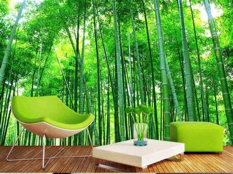 wall mural cheap get cheap bamboo wallpaper mural aliexpress alibaba