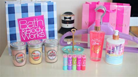 Baby Bath Shower Spray sparkly vlog victoria s secret bath amp body works new