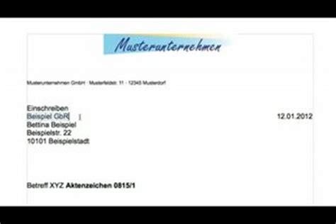 Briefanschrift Schweiz Gesch 228 Ftsbrief In Din 5008 Schreiben Eine Anleitung