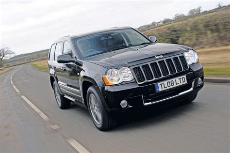 Used Jeeps In My Area Best Used Suvs And 4x4s Pictures Auto Express