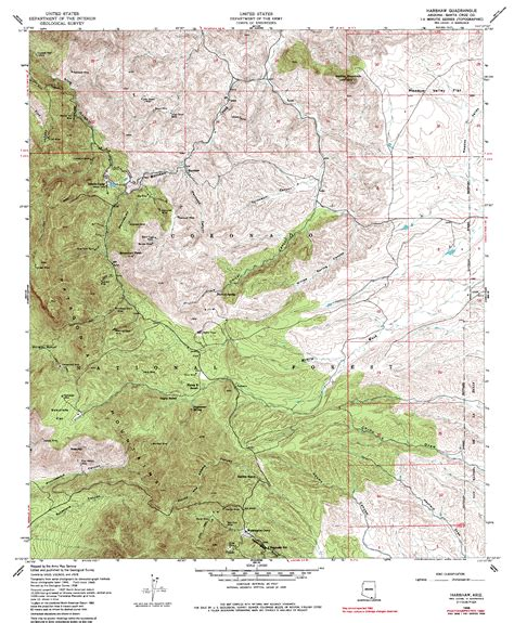 usgs topographic map file harshaw quadrangle usgs topographical map gif