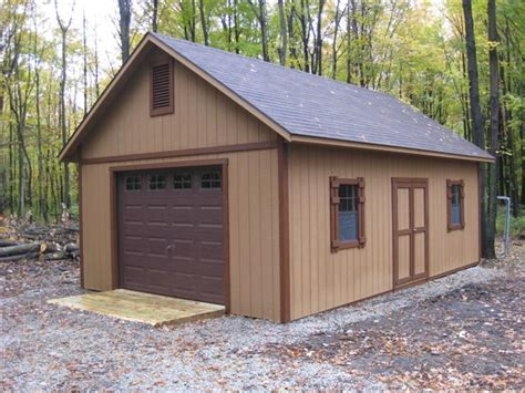 Two Story Garage Cost by Custom Built Garages Of All Sizes Amish Built 2 Story