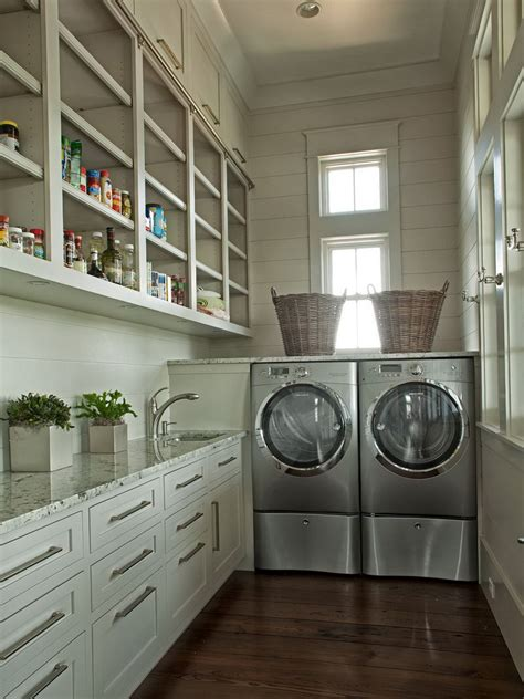 Decorating Your Hallway Mudroom Laundry Room Features Design Three Dimensions Lab