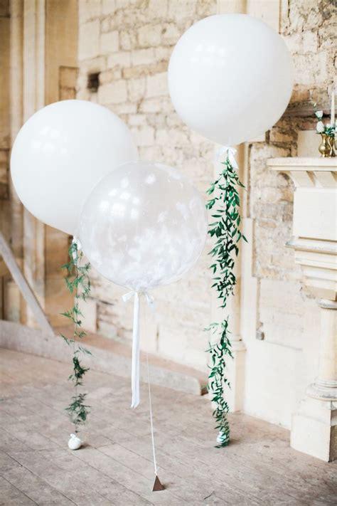 Wedding Balloons Ideas by 2018 S Top Ten Wedding Trends