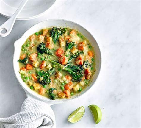 light thai green curry recipe bbc good food