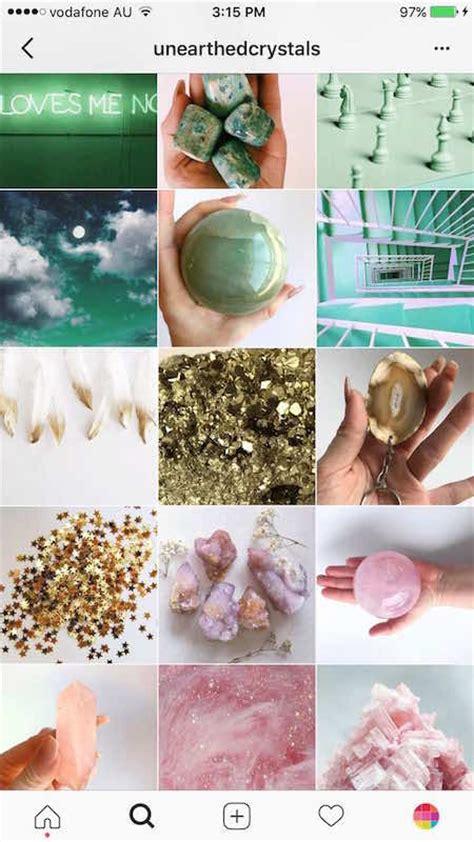 tutorial instagram grid 7 types of instagram grid layouts planner tips