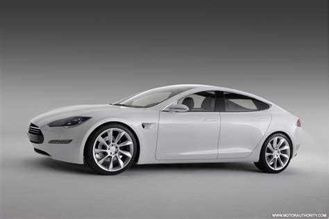 All About Tesla Tesla Model S Prototype 003
