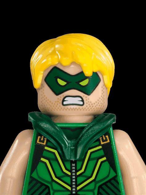 personajes del comic batman flecha verde personajes dc comics super heroes lego