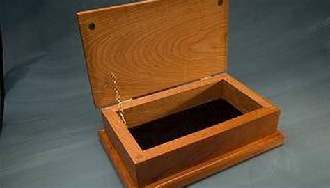 how to make wooden jewelry box how to make a jewelry box out of wood our pastimes