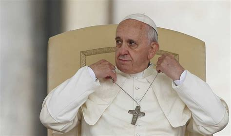 pope mans greed will destroy the world new doctrine pope cardinal advisers look at major overhaul of roman