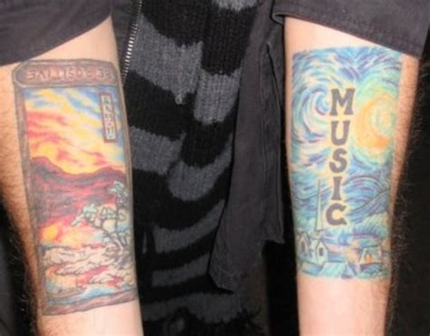 andrew mcmahon tattoos 98 best something corporate s mannequin tattoos