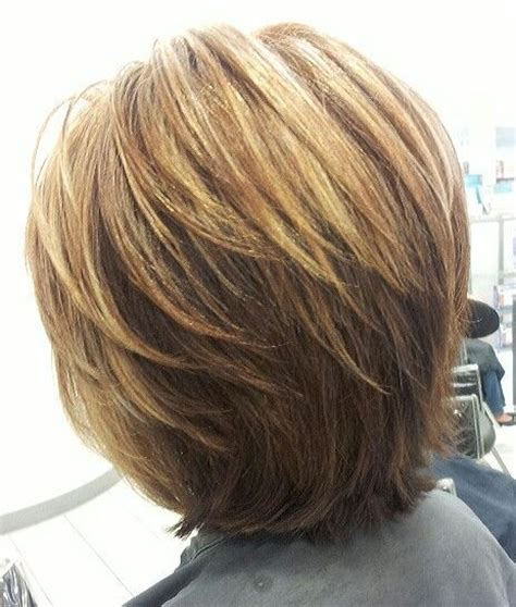 layered hairstyles you can wear straight or curly layered bobs bobs and the shorts on pinterest