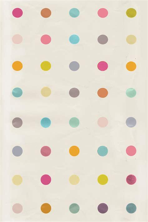 wallpaper bunga polkadot click to download the polka dot 4674 iphone wallpaper