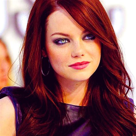 emma stone with black hair 1000 images about emma stone on pinterest gangsters
