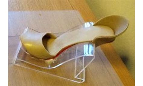 fondant high heel shoe kit for cake decoration and cake