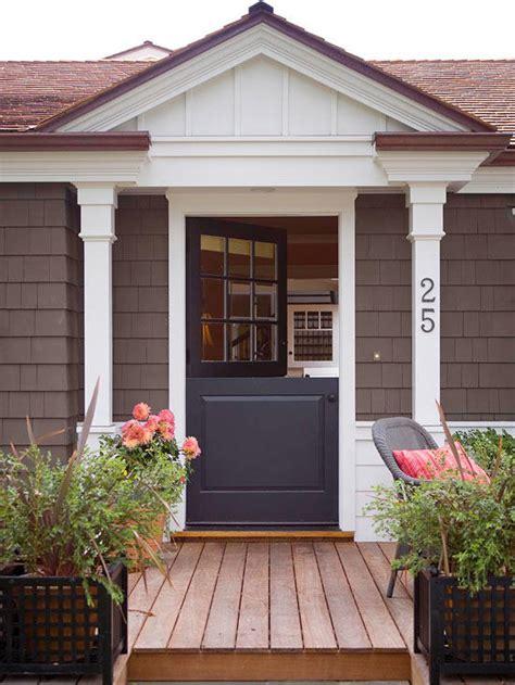 cottage front doors  homes gardens