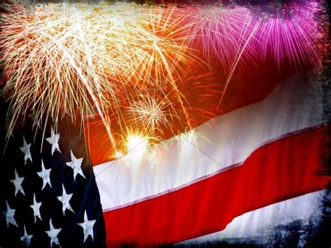 Fireworks Patriotic Background Worship Backgrounds Patriotic Backgrounds For Powerpoint